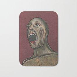 Naked Scream Bath Mat