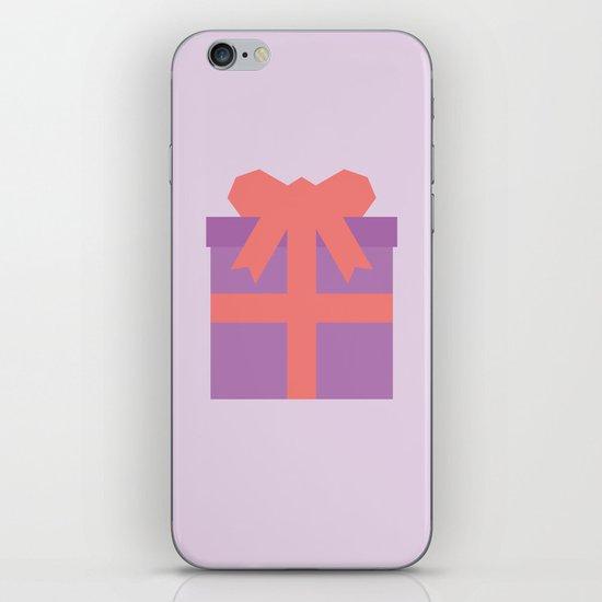 #49 Present iPhone & iPod Skin