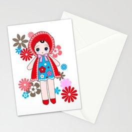 Japanesedoll Stationery Cards