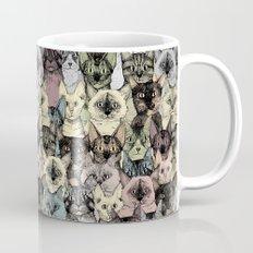 just cats retro Mug