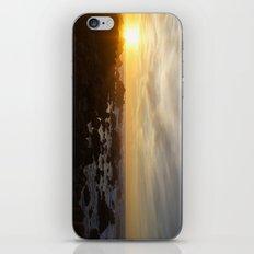 SUNSET - MONTEREY CALIFORNIA iPhone & iPod Skin