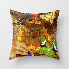 Civitate Dei   City of God  Throw Pillow