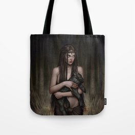The Witch Tote Bag