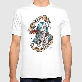Forever 29 Zombie Girl T-shirt
