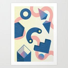 Lilium candidum #3 Art Print