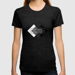 Icelandic Canadian  T-shirt