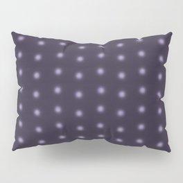 """Polka Dots Degraded & Purple shade of Grey"" Pillow Sham"