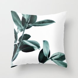 Natural obsession Throw Pillow