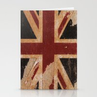 flag Stationery Cards featuring Flag by April Gann