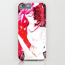 Elfen Lied   Lucy Kaede iPhone Case