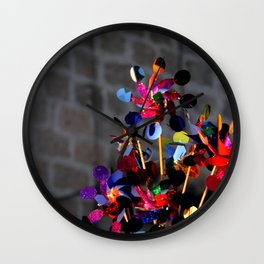 Games in Mexico Wall Clock