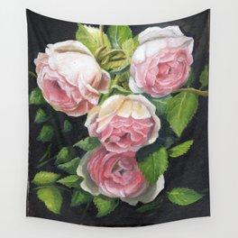 EDEN ROSE Wall Tapestry