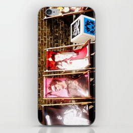 Musical Chairs iPhone Skin