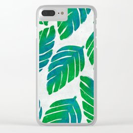 Paradiso Clear iPhone Case