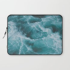 Electric Ocean Laptop Sleeve