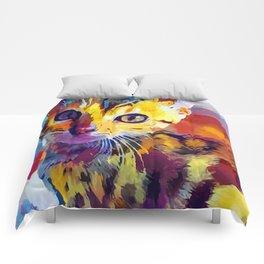 Bengal Cat Comforters