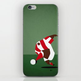 Real football iPhone Skin