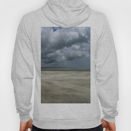 Dramatic Sky Over Golden Isles Beach Hoody