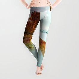 Goldfish Castle Leggings
