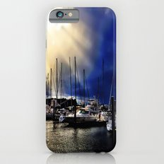 Sky Opening to Sailboats Slim Case iPhone 6s