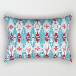 Emergency Medicine Medical Gift For Doctor Nurse Friends! Rectangular Pillow