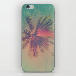 NEON SUMMER iPhone Skin