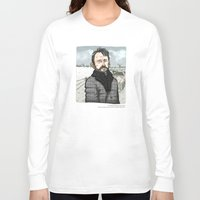 fargo Long Sleeve T-shirts featuring Lorne Malvo, Billy Bob Thornton at Fargo series by suPmön