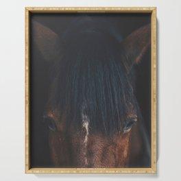 Horse - Cheyenne Serving Tray