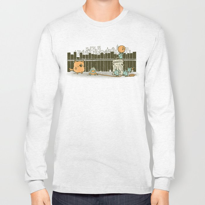 El plan Long Sleeve T-shirt