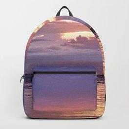 Misty Sunset Backpack