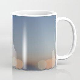 Circles of Light Coffee Mug