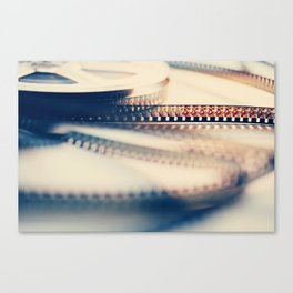 super 8 film II Canvas Print