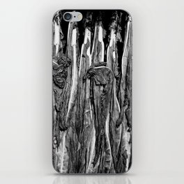 French Symphony of Dying Leaves iPhone Skin