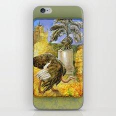 Ostrich iPhone Skin
