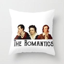 The Romantics Throw Pillow
