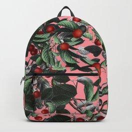 Vintage Fruit Pattern IV Backpack