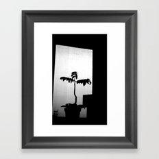 Planta Framed Art Print