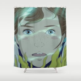 Spirited away - The Crimes of Grindelwald Shower Curtain