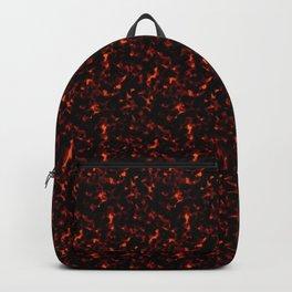Dark Tortoiseshell Backpack