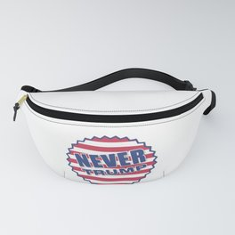 Never Trump (2) Fanny Pack