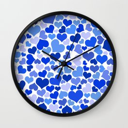 Heart_2014_0922 Wall Clock