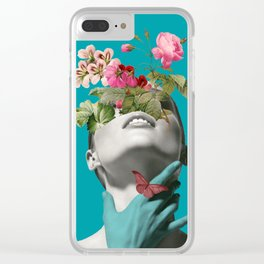 Inner beauty 3 Clear iPhone Case