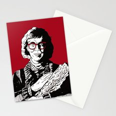 The Log Lady Stationery Cards
