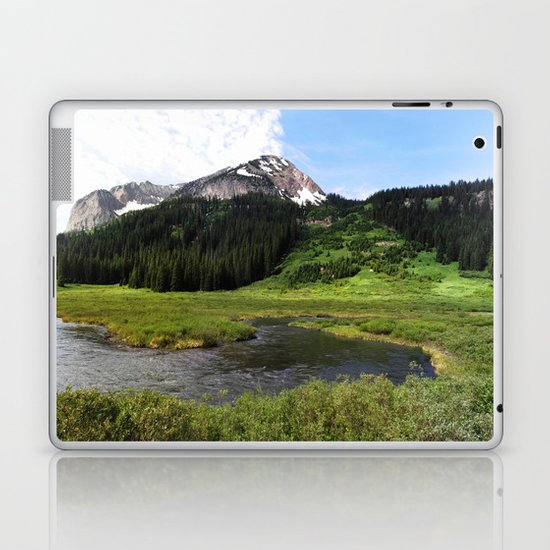 Crested Butte Laptop & iPad Skin