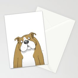 Oooh, Whassat? Stationery Cards