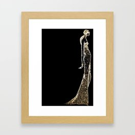 NAT Framed Art Print