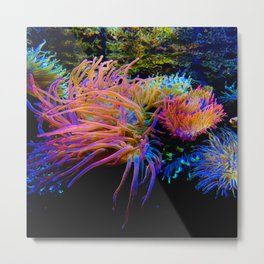 Reef Metal Print