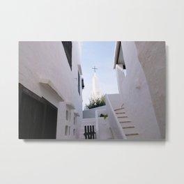 Menorca, Balearic Islands, Spain Metal Print