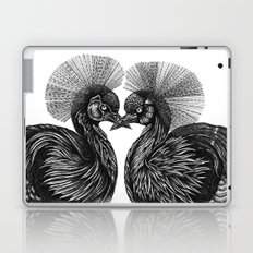 Cranes Laptop & iPad Skin