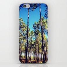 Tree Line iPhone Skin
